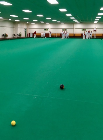 Here comes a Camberley bowl