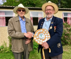 The Bob Ashdown Memorial Shield
