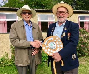 The Bob Ashdown Memorial Shield