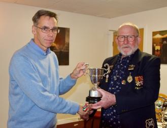 David - Men's Championship winner