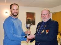 Lewis, Junior Championship winner