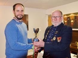 Lewis, Novices winner